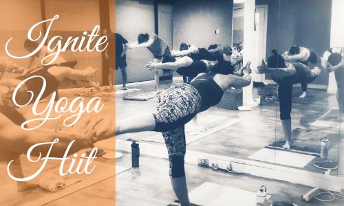 Ignite Yoga Hiit Class Adelaide